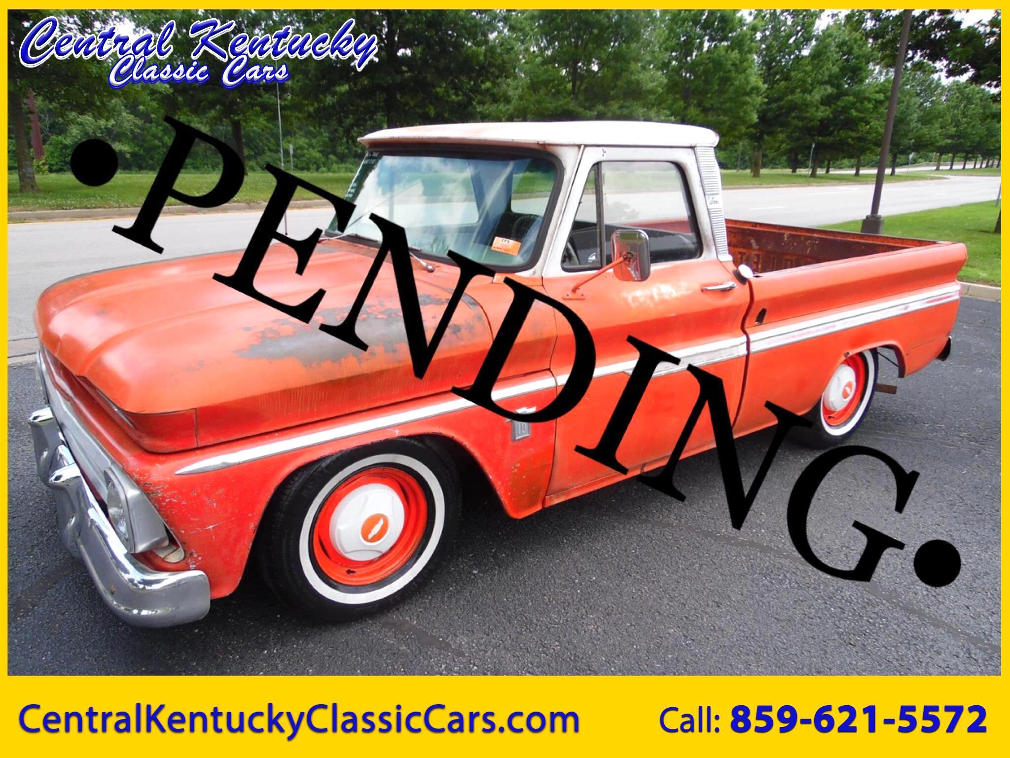 1964 Chevrolet C10 Big Back Window Pickup