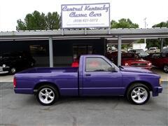 1986 Chevrolet S10 Pickup