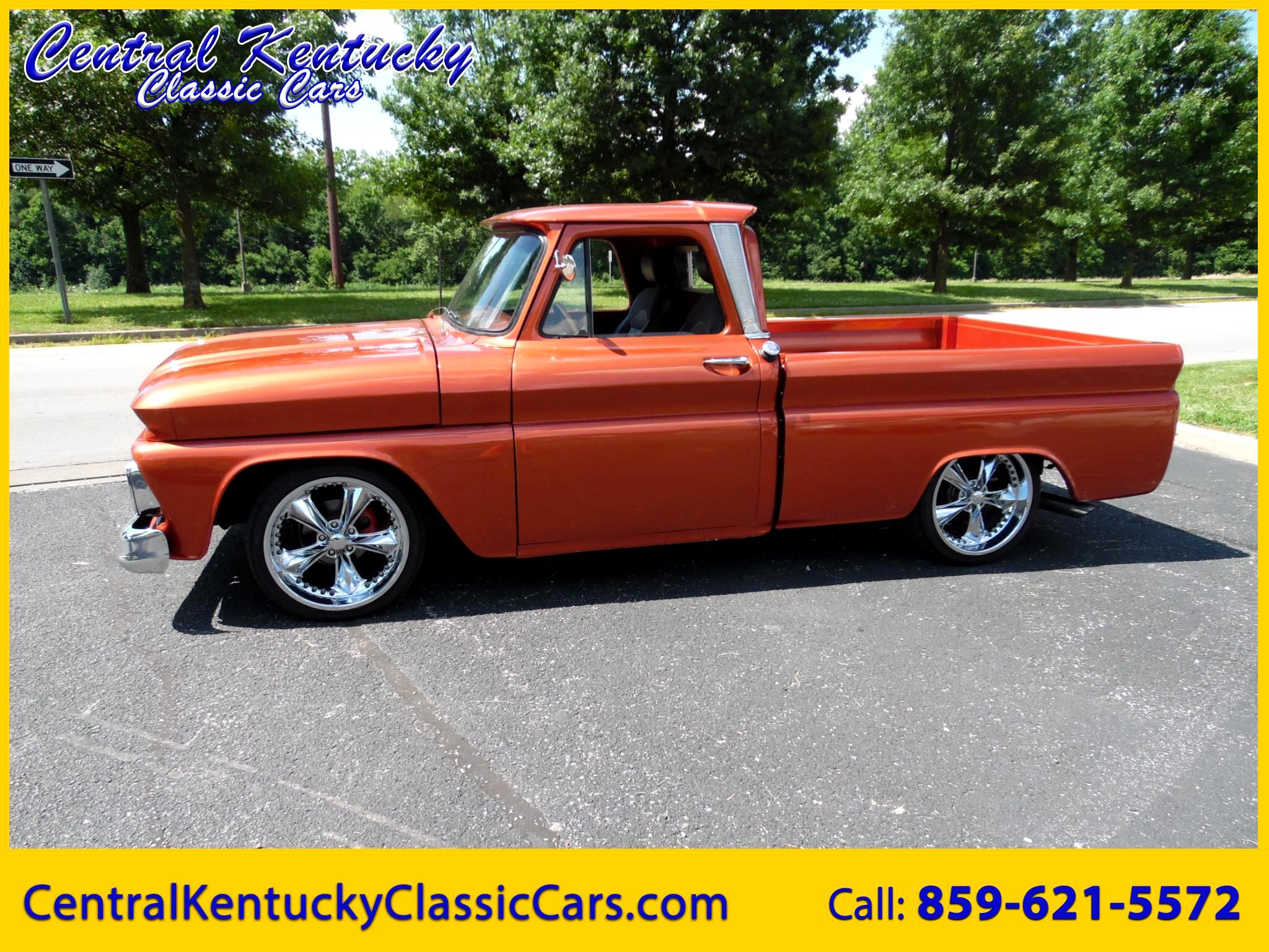 Chevy Dealer Lexington Ky >> Used 1966 Chevrolet C10 Sold in Paris KY 40361 Central Kentucky Classic Cars