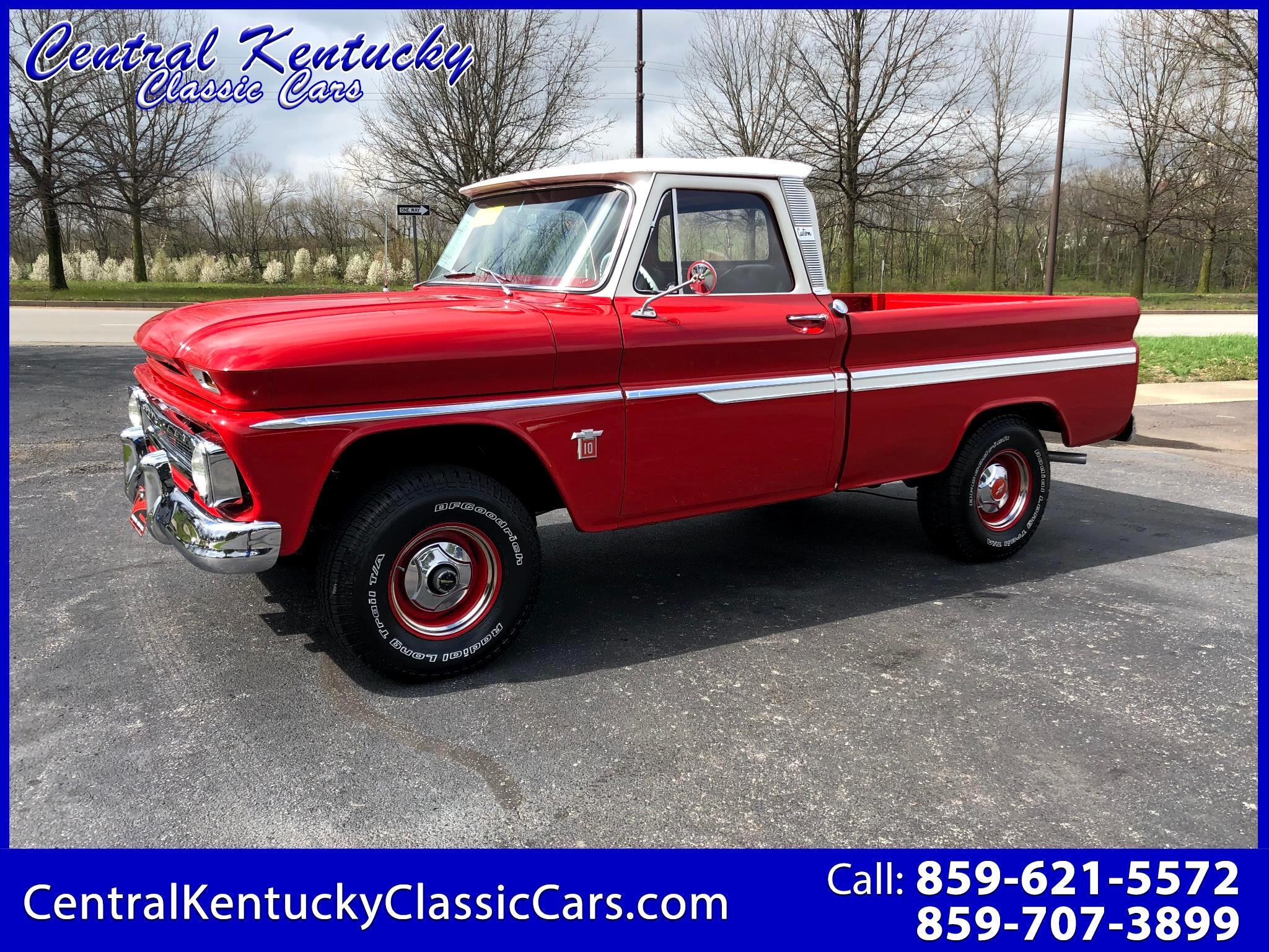 Chevrolet Trucks C10  1964