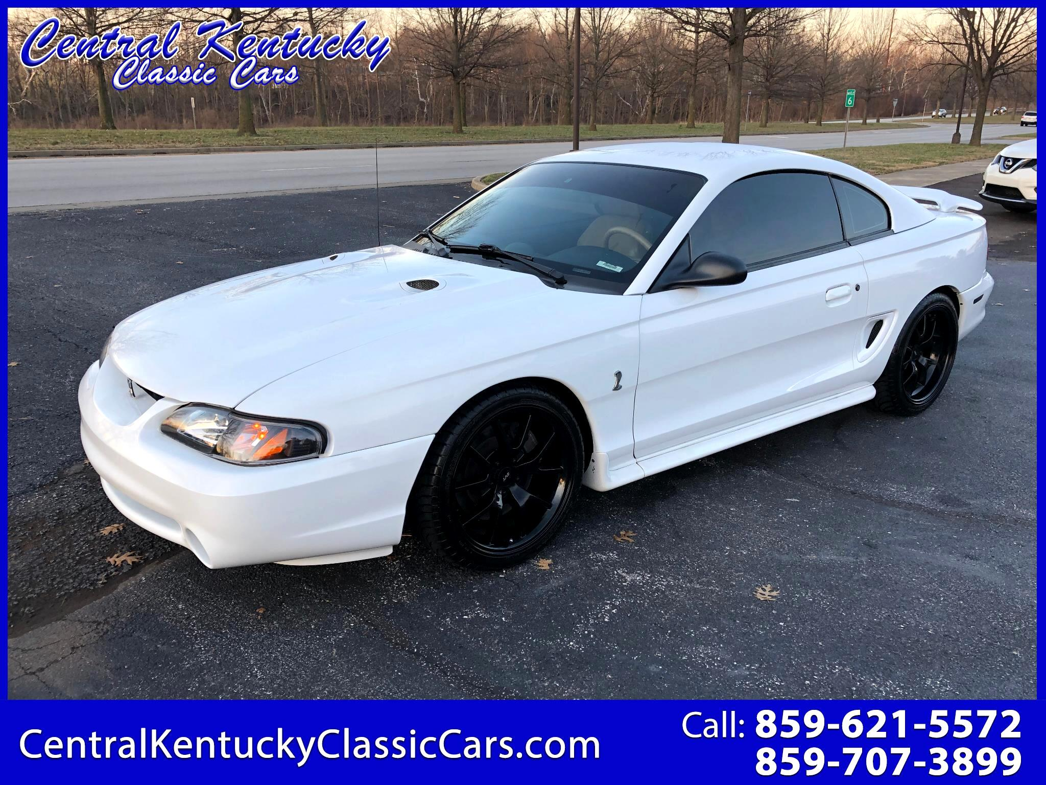 Ford MUSTANG COBRA  1996