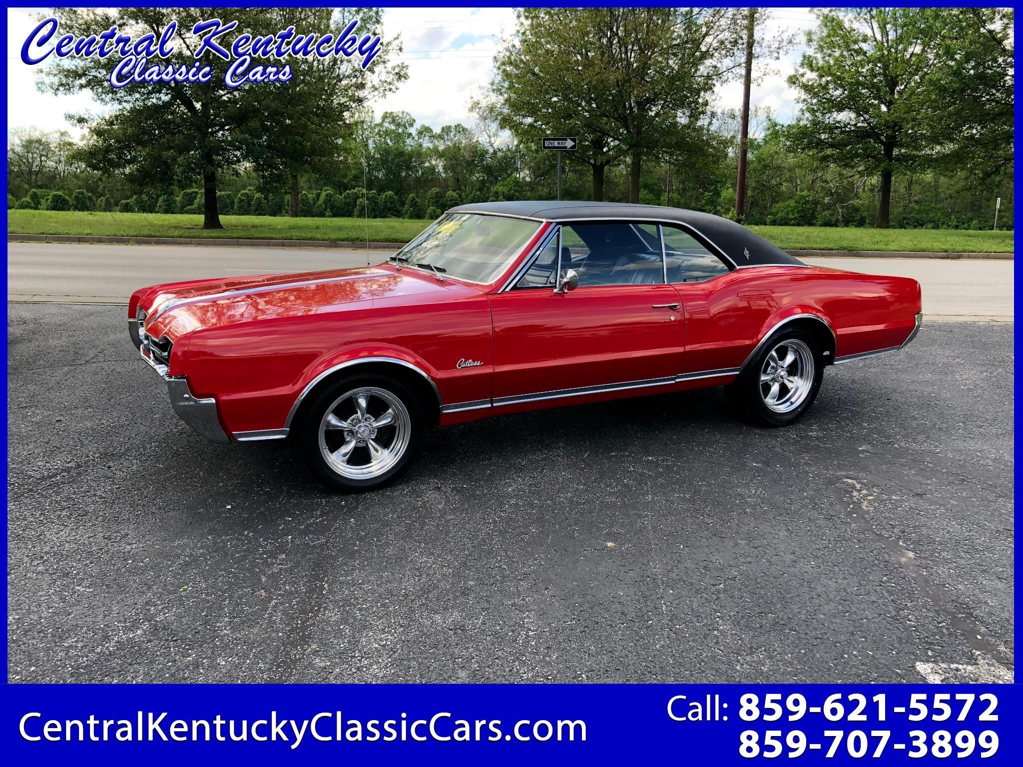 Oldsmobile Cutlass Supreme  1967