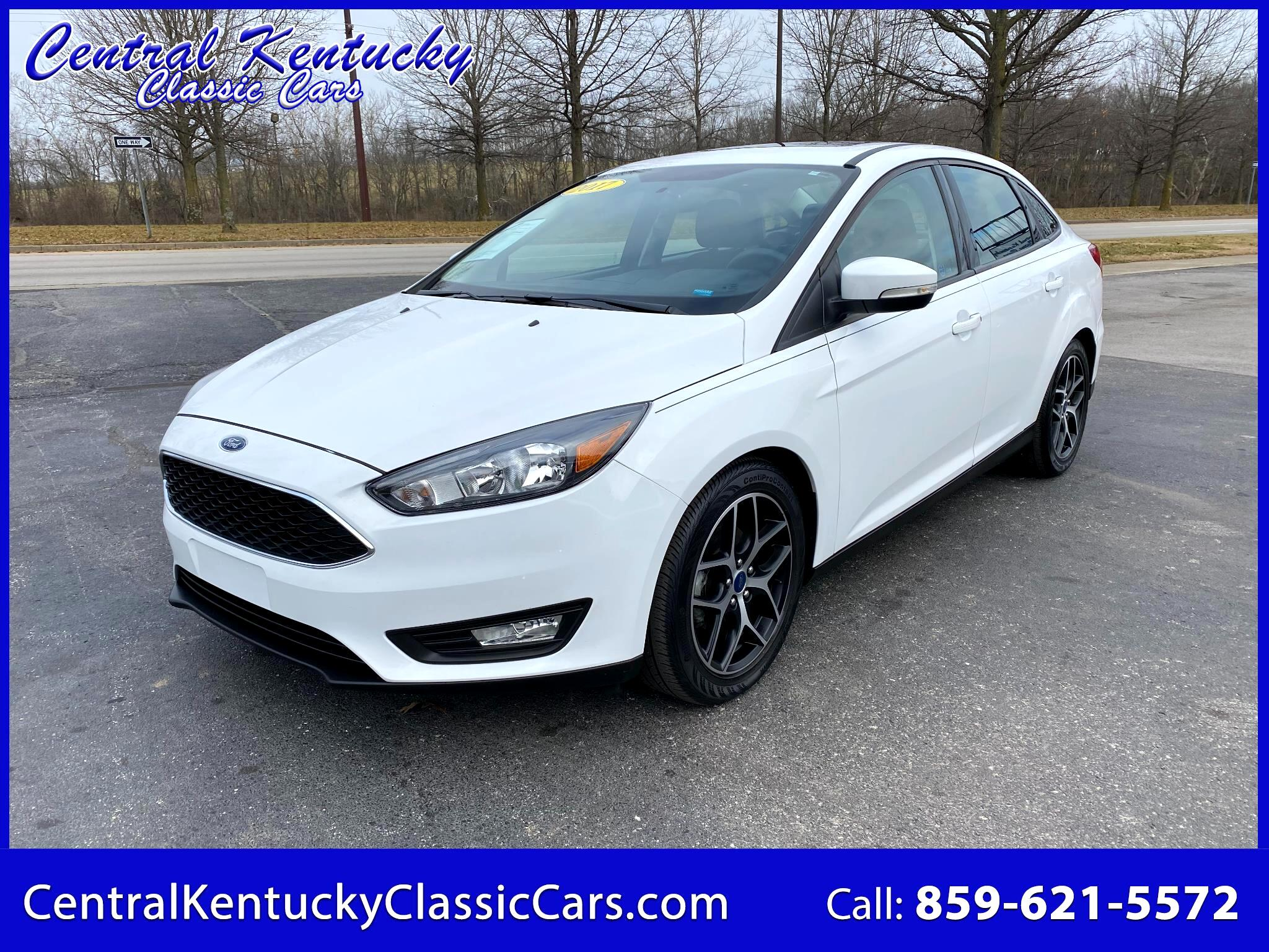 Ford Focus SEL Sedan 2017