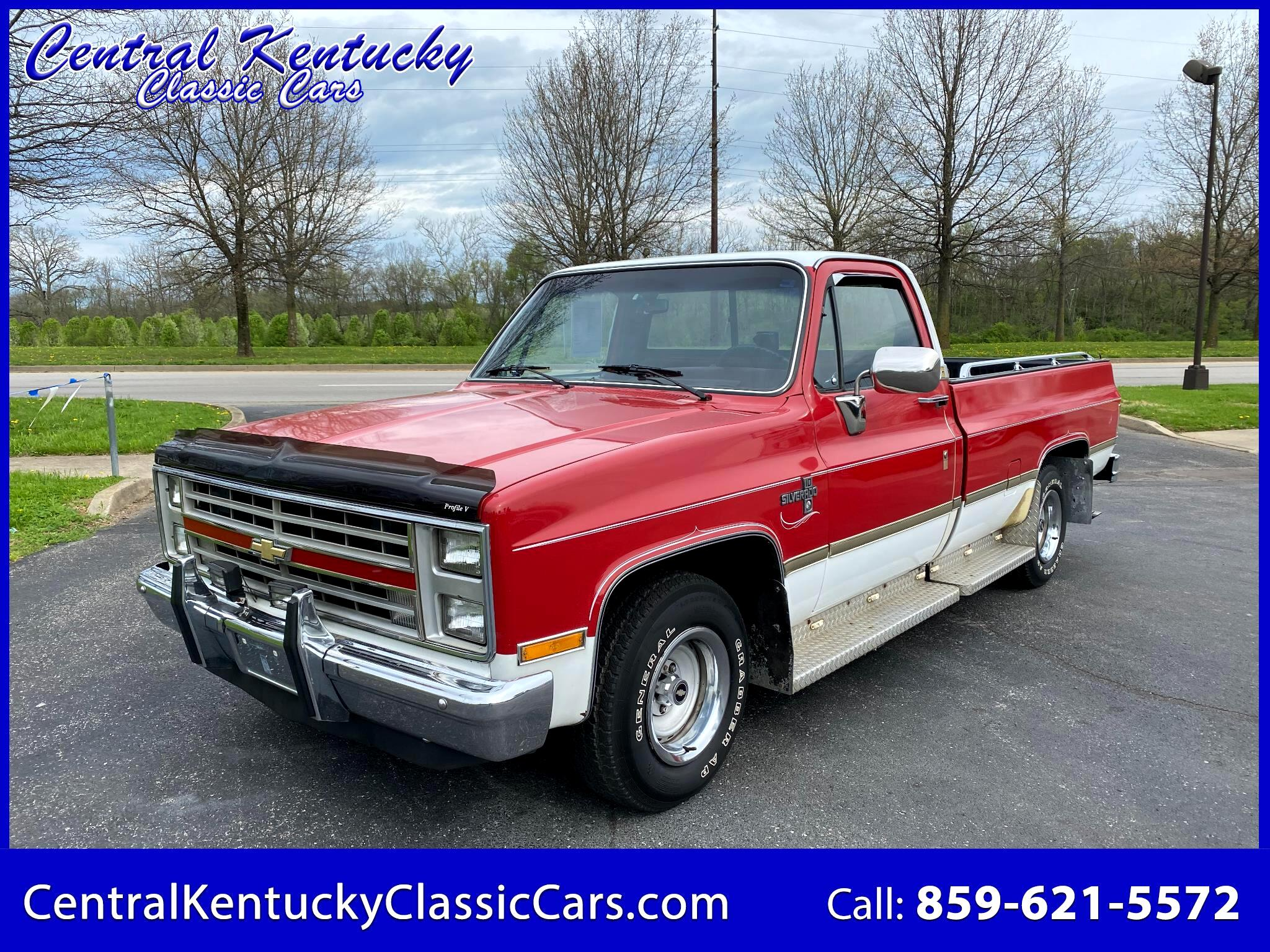 Chevrolet C/K 10 Regular Cab 2WD 1985