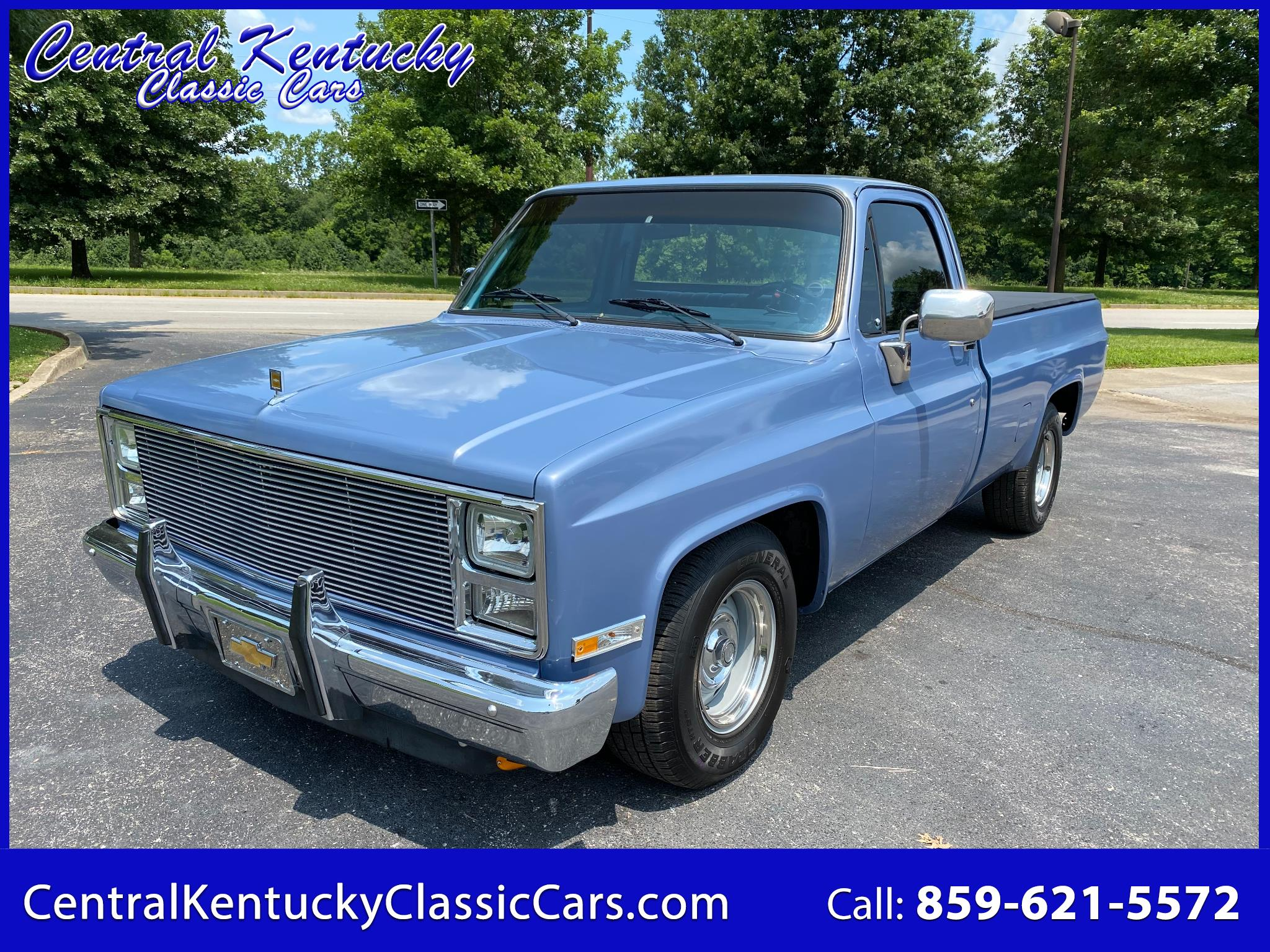 Chevrolet C/K 10 Regular Cab 2WD 1984