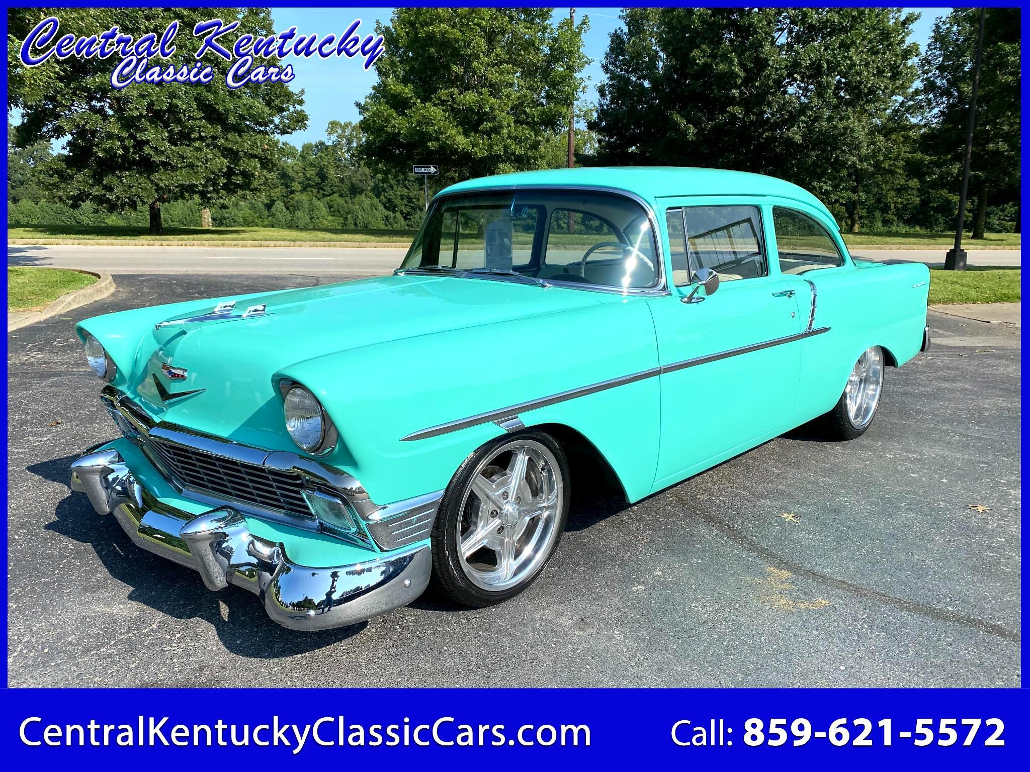 Chevrolet 150  1956