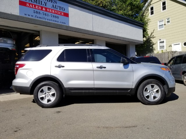 2013 Ford Explorer 4WD