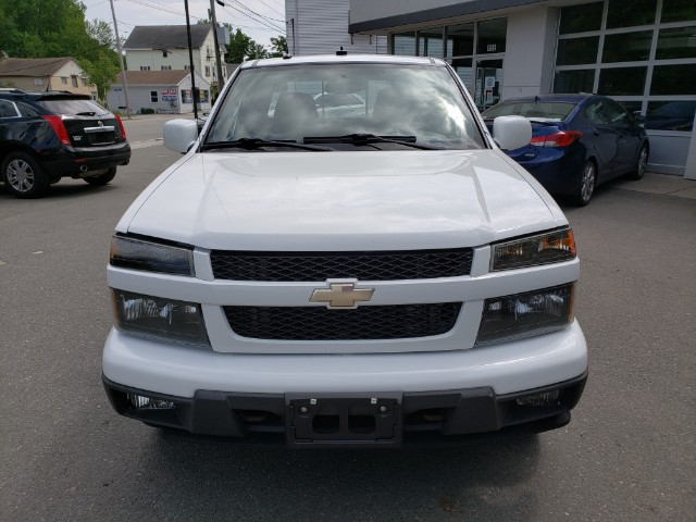 2009 Chevrolet Colorado Work Truck Ext. Cab 4WD