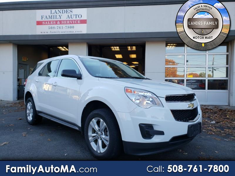 2015 Chevrolet Equinox AWD