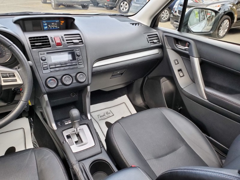 2014 Subaru Forester LIMITED