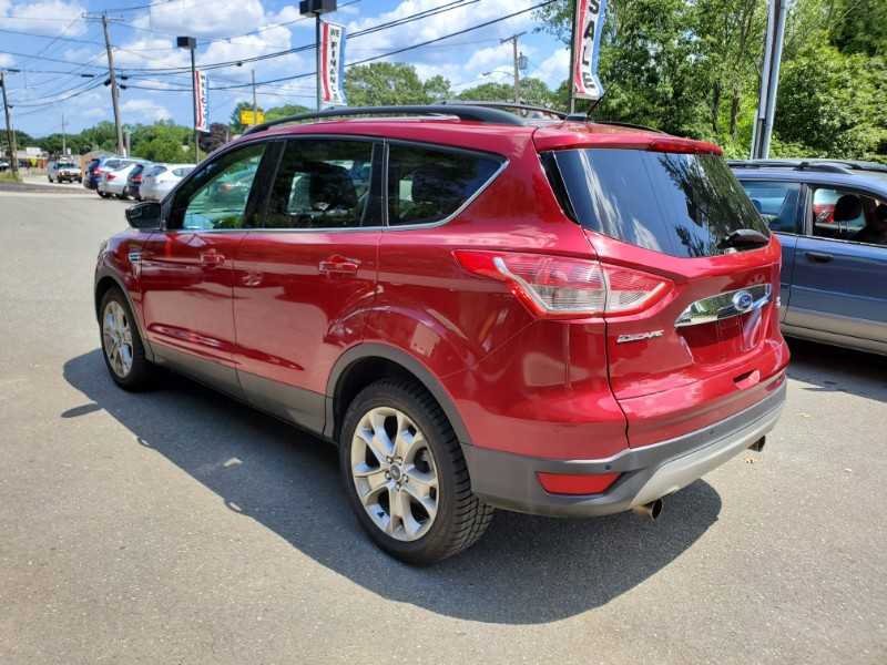 Ford Escape SEL 4WD 2013