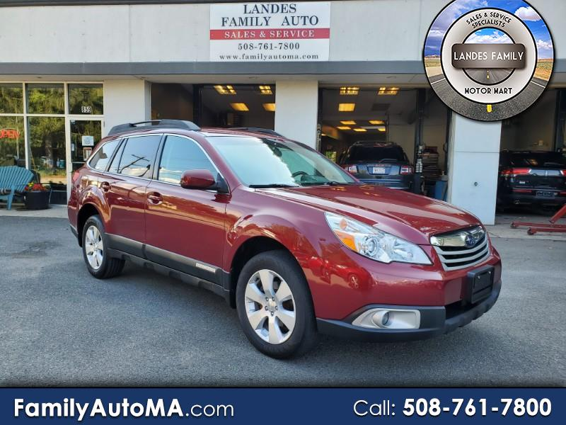 2012 Subaru Outback Premium w Leather