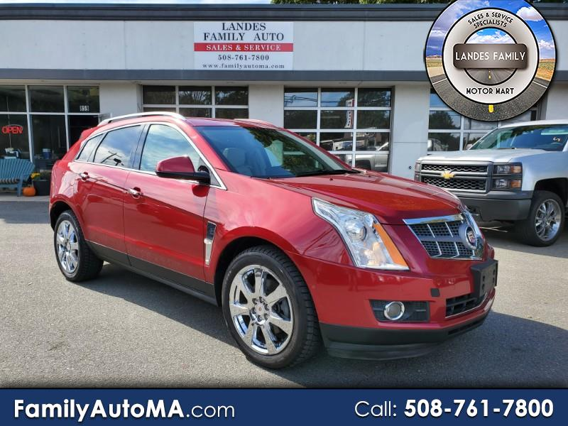 2010 Cadillac SRX Premium Collection AWD