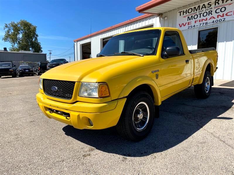 Ford Ranger Edge 3.0 2WD 2001