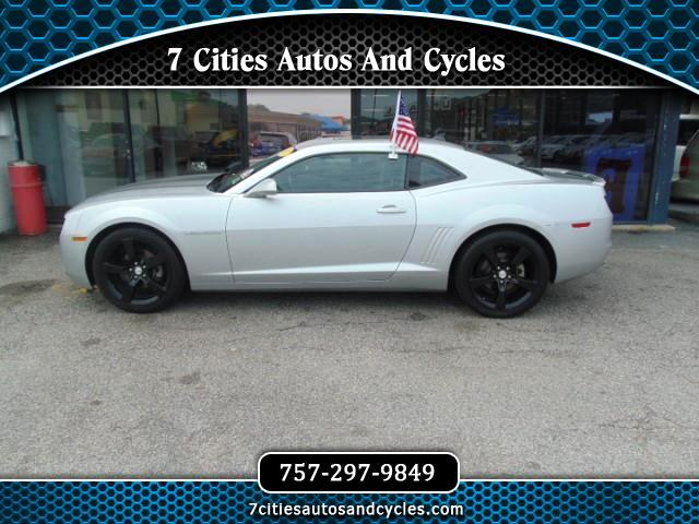 2011 Chevrolet Camaro 2LT Coupe