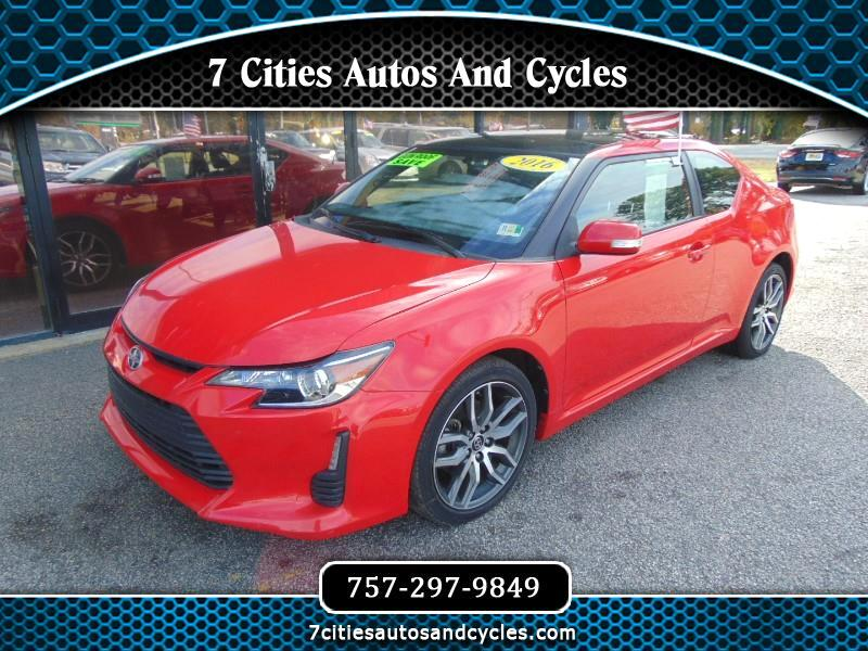 2016 Scion tC Sport Coupe