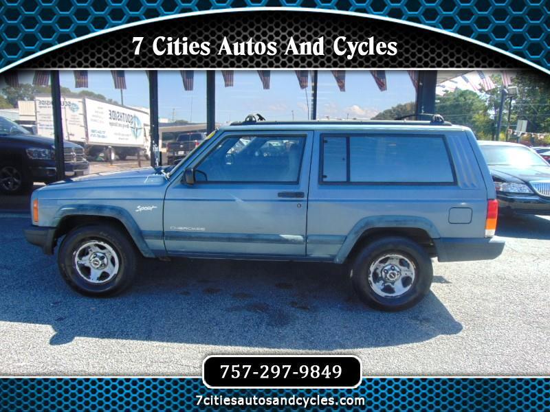 1998 Jeep Cherokee Sport 2-Door 2WD
