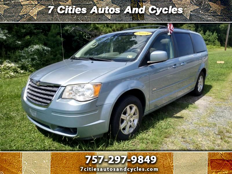 """Chrysler Town & Country 3dr Wgn 113"""" WB LX FWD 2008"""