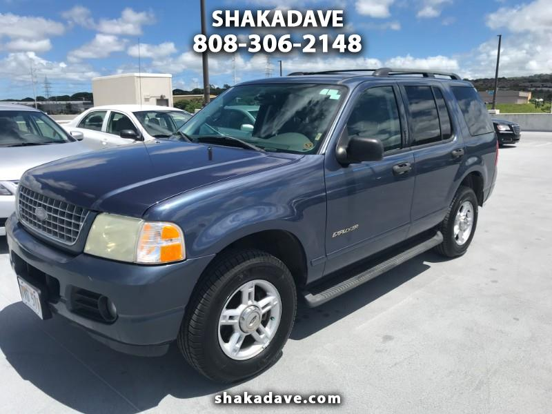 2004 Ford Explorer XLT 4.0L 2WD