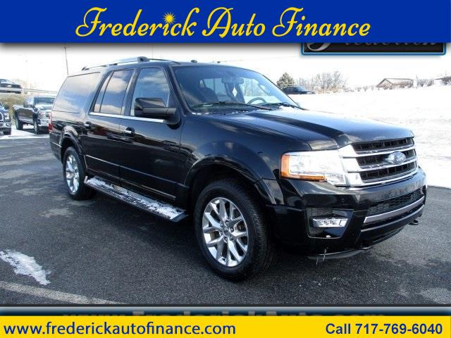 2017 Ford Expedition EL EL Limited 4WD
