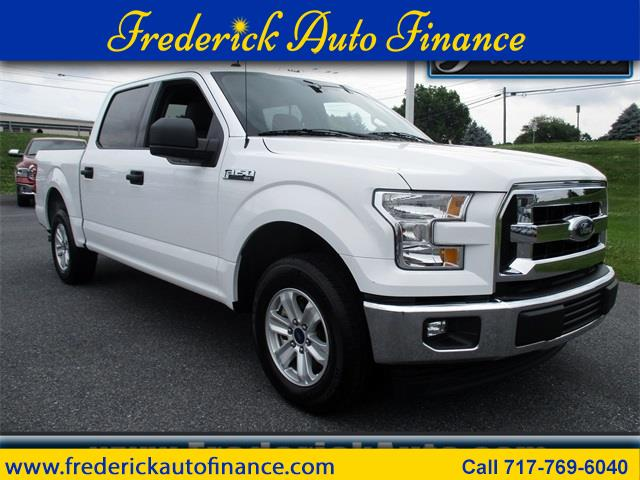 2017 Ford 150 King-Ranch SuperCrew 5.5-ft. 2WD