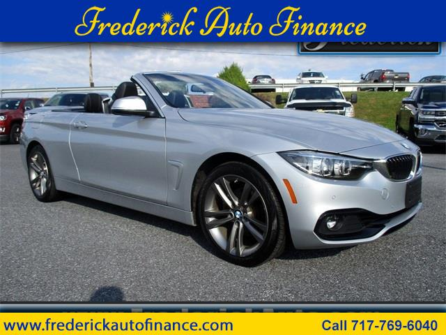2018 BMW 4 Series 430i xDrive SULEV Convertible