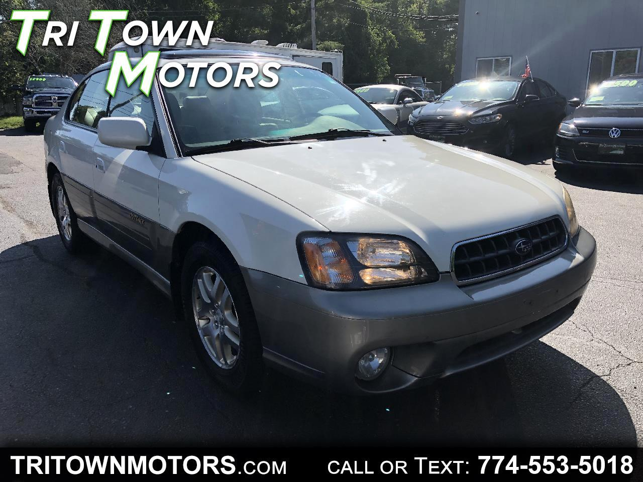 2003 Subaru Outback Limited Sedan