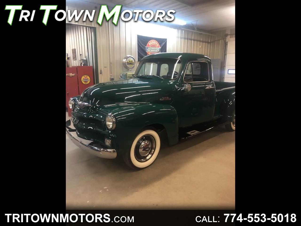 Chevrolet 3100 Base 1954