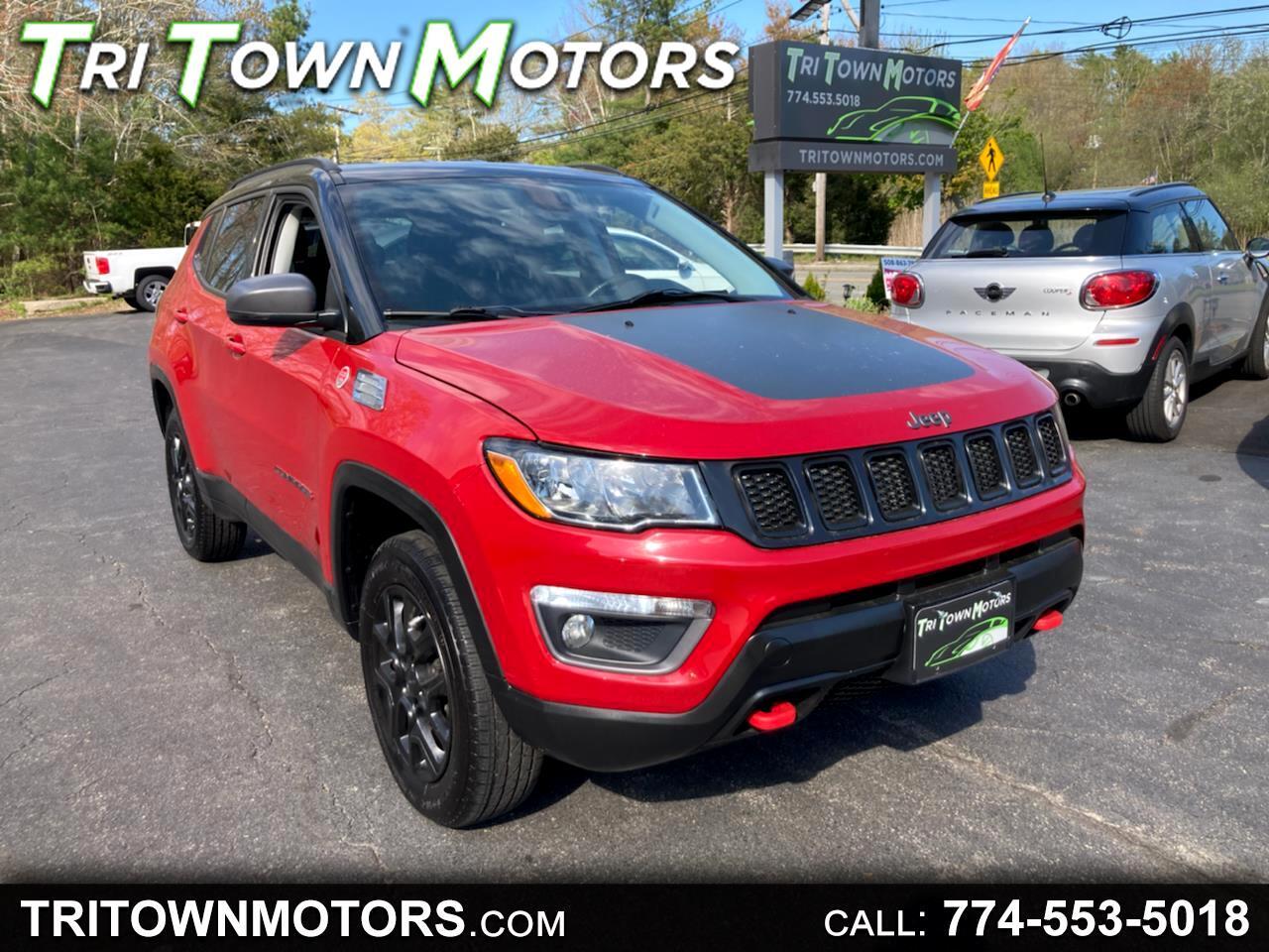 Jeep Compass Trailhawk 4x4 2017