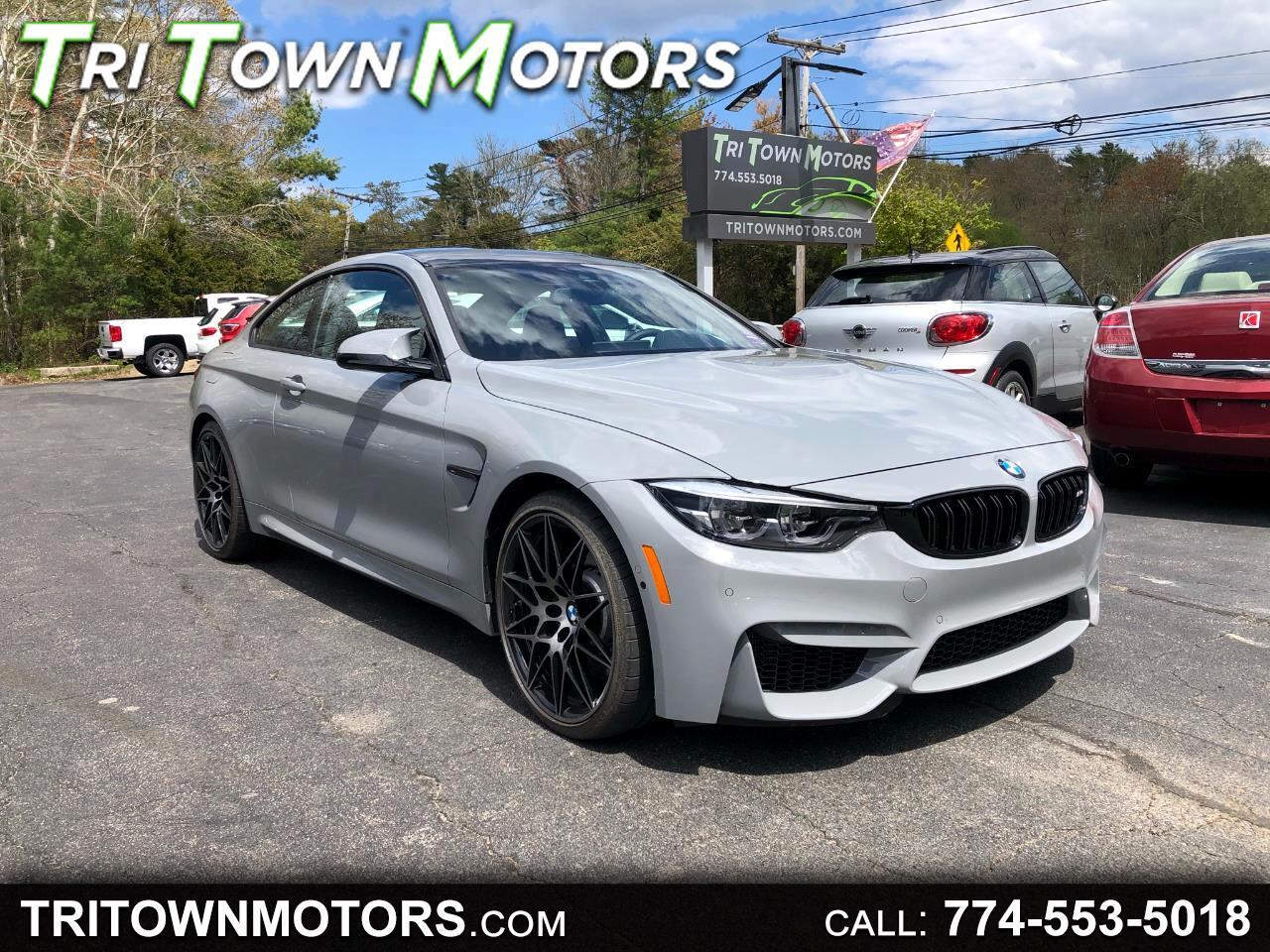 BMW M4 2dr Conv 2020