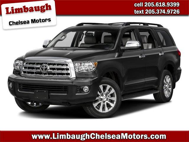 2017 Toyota Sequoia Limited 4WD (Natl)