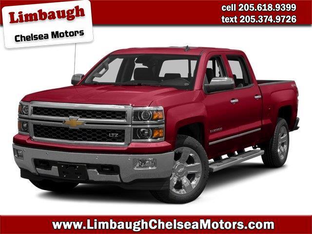 "2014 Chevrolet Silverado 1500 4WD Crew Cab 153.0"" LTZ w/2LZ"