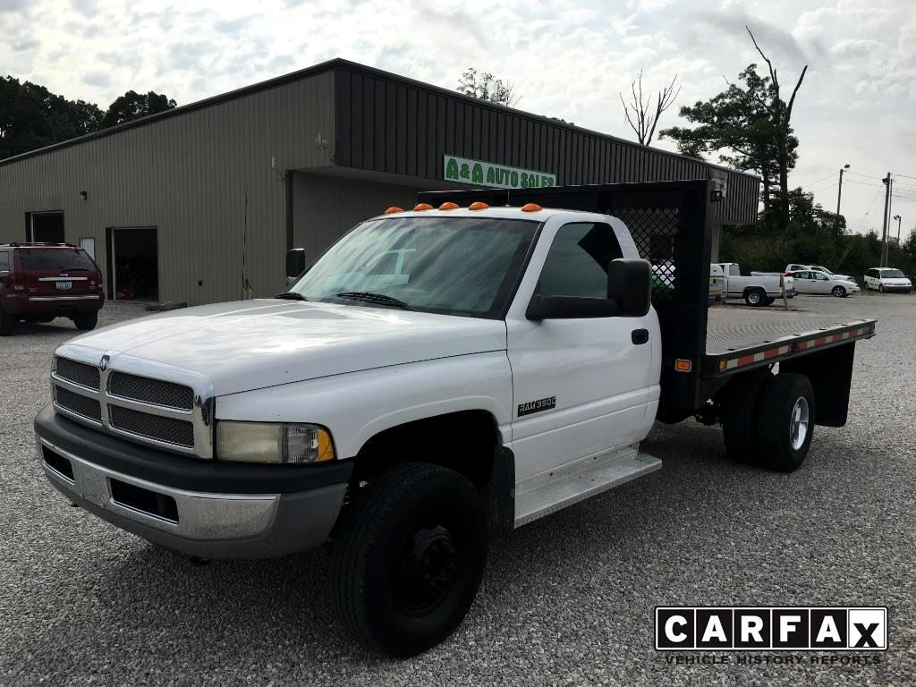 2001 Dodge Ram 3500 Reg. Cab Long Bed 2WD