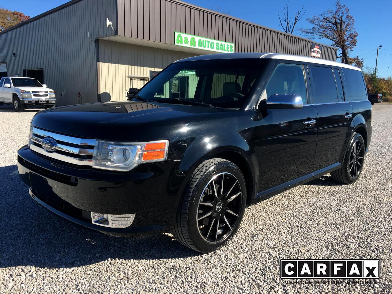 2009 Ford Flex Limited FWD