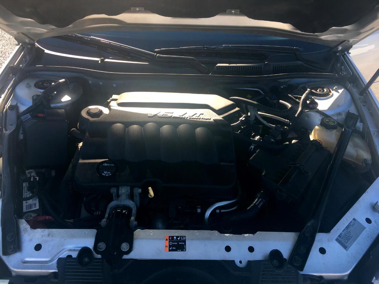 Chevrolet Impala LTZ 2013