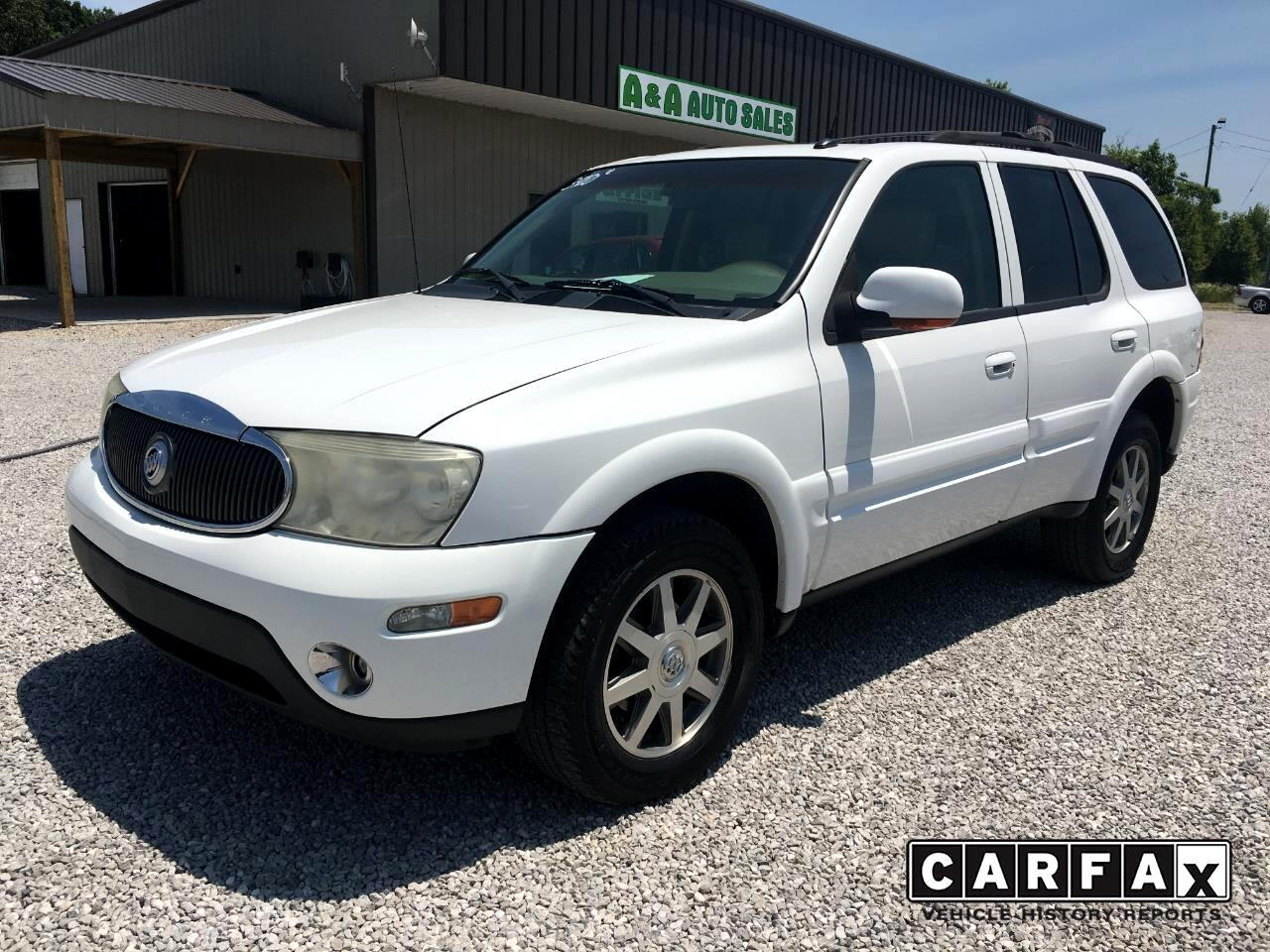 Buick Rainier CXL Plus AWD 2004