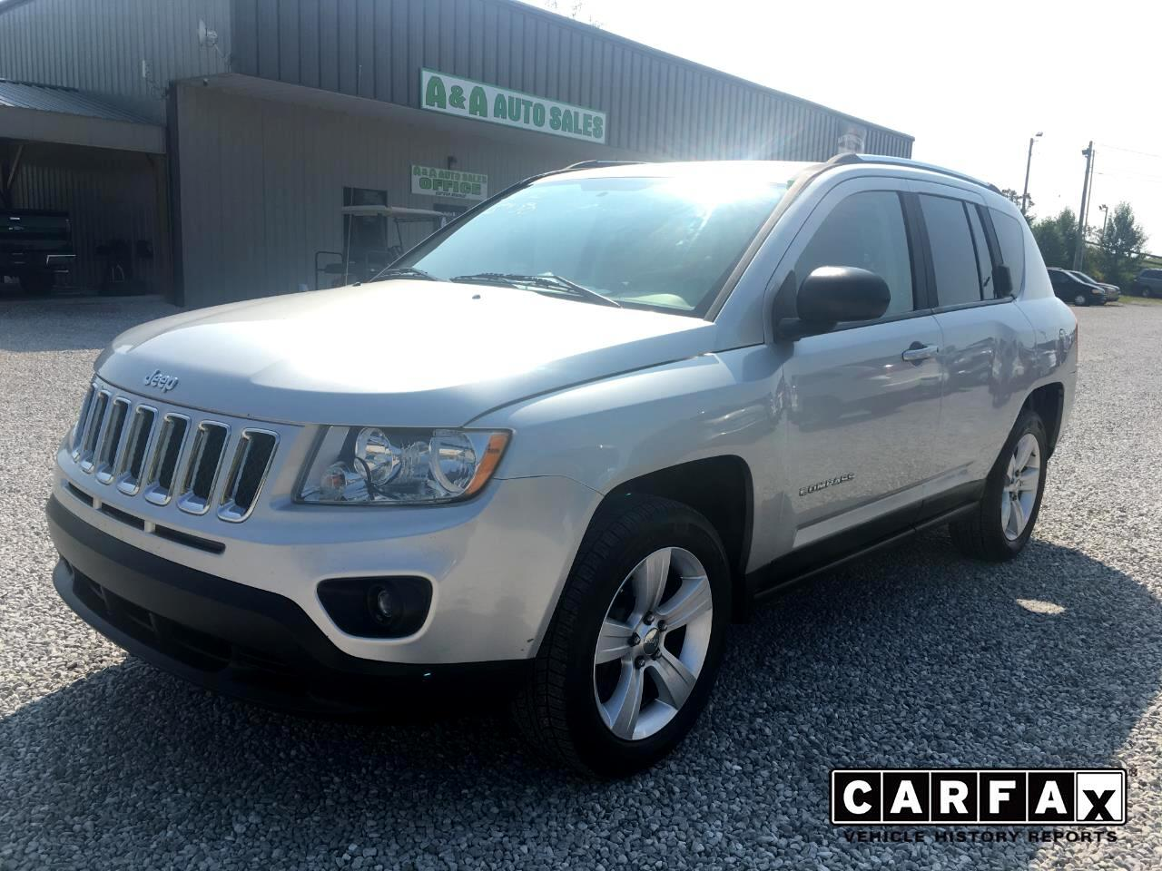 Jeep Compass Sport FWD 2012