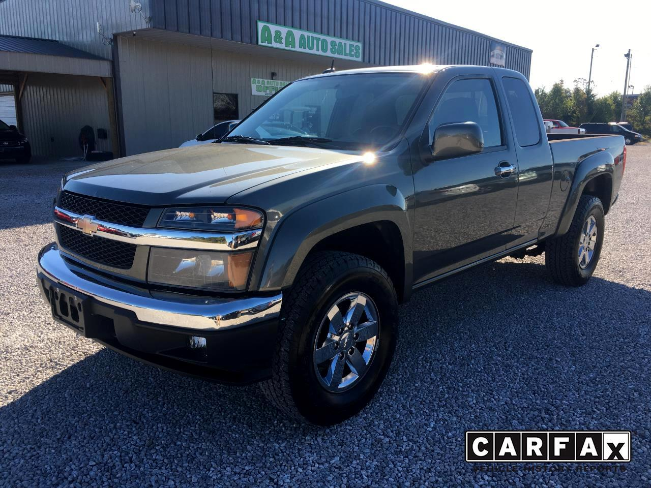2010 Chevrolet Colorado LT1 Ext. Cab 4WD