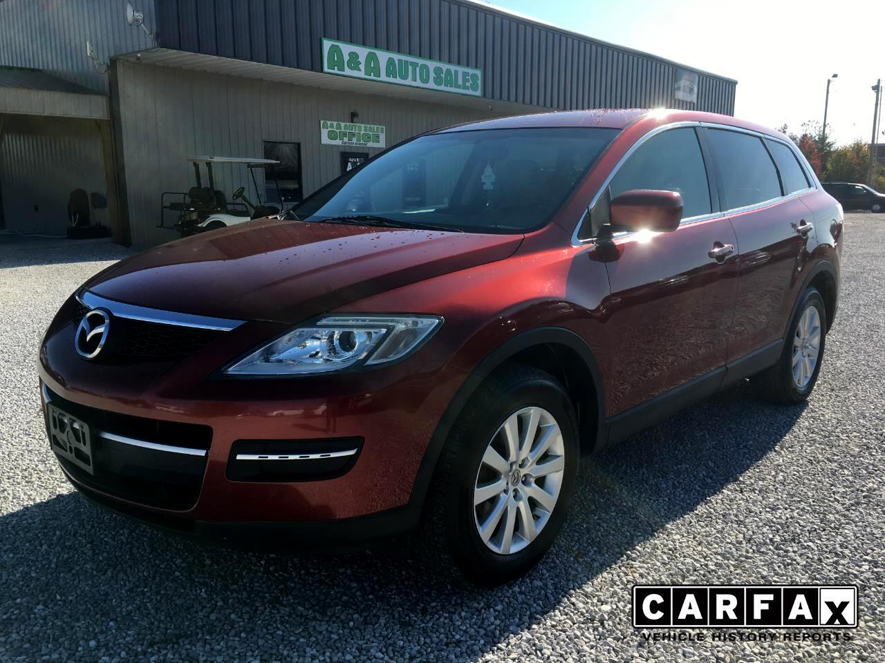Mazda CX-9 Touring 4WD 2009