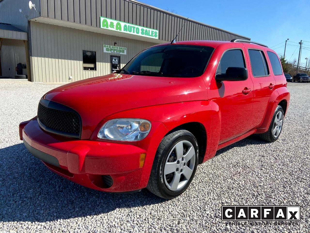 Used 2010 Chevrolet Hhr Ls In Somerset Ky Auto Com
