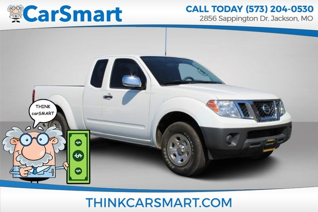 Nissan Frontier 2WD King Cab I4 Manual S 2016