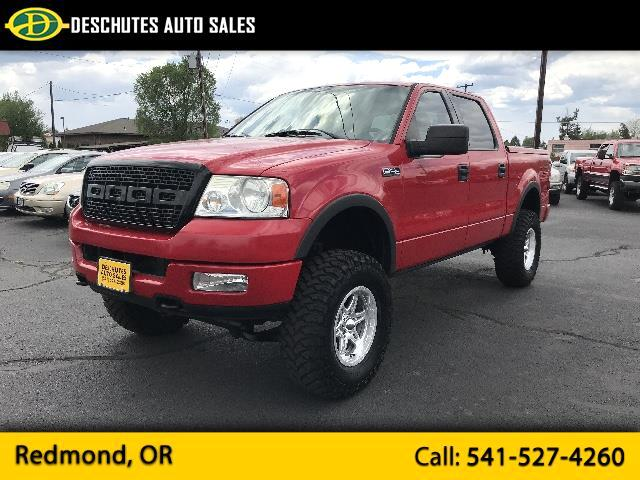 """2004 Ford F-150 4WD SuperCrew 145"""" FX4"""