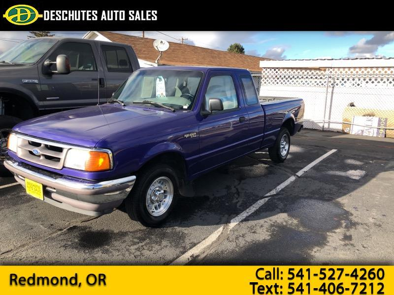 1995 Ford Ranger XLT SuperCab 2WD