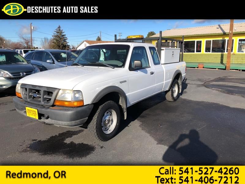 1998 Ford Ranger XL SuperCab 4WD