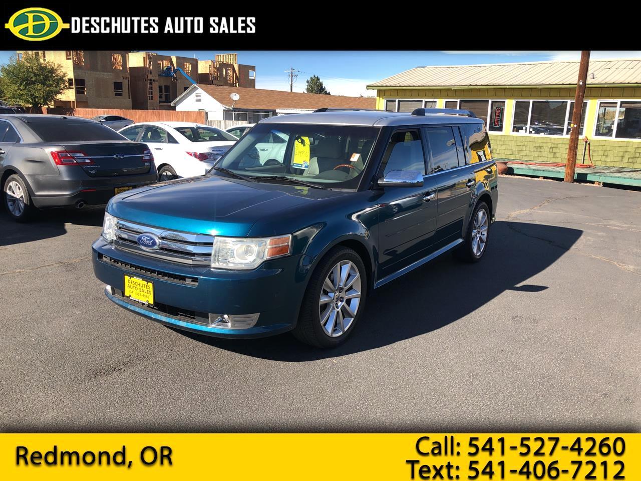 Ford Flex 4dr Limited AWD w/Ecoboost 2011