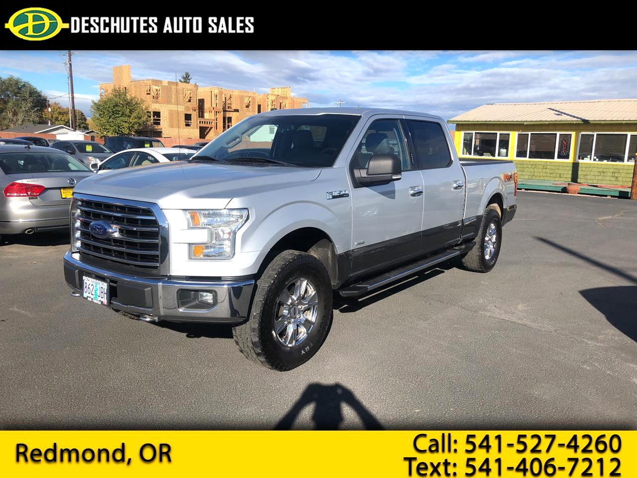 """Ford F-150 4WD SuperCrew 145"""" FX4 2016"""
