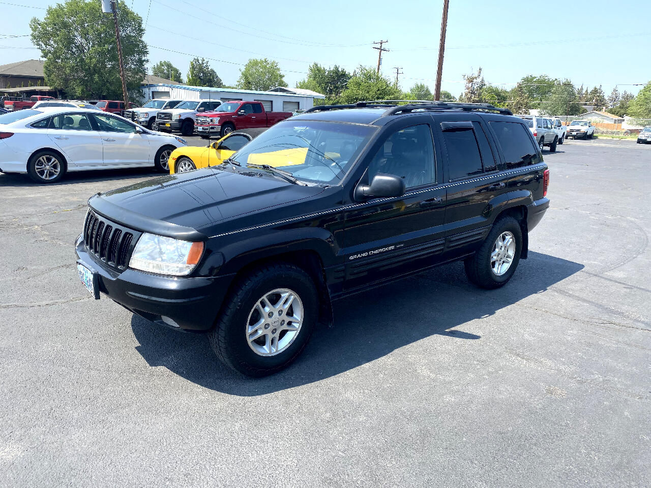 Jeep Grand Cherokee 4dr Limited 4WD 2000