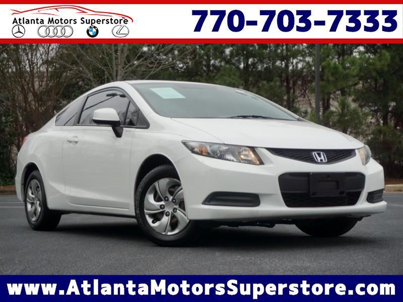 2013 Honda Civic EX Coupe AT