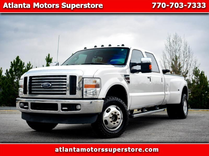 2010 Ford F-350 SD XL Crew Cab Long Bed 4WD DRW