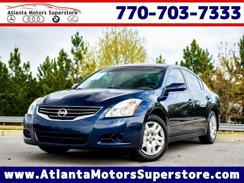 Union City Nissan >> Used 2011 Nissan Altima 2 5 S For Sale In Union City Ga 30291